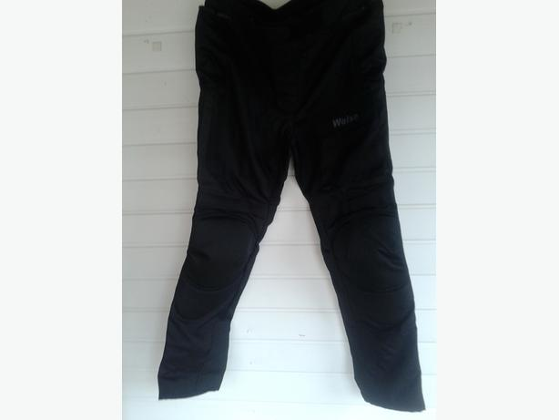 wise padded trousers   motorbike trousers size m
