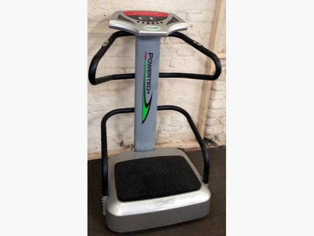 POWERTECH FULL SIZE WOBBLE MACHINE