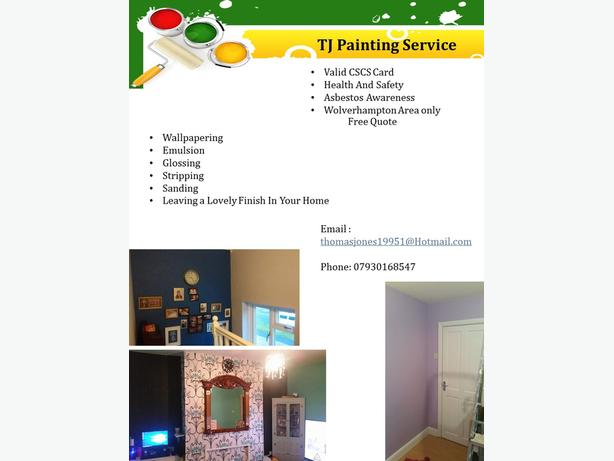 TJ Painting Service