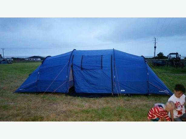 Tent Used Once