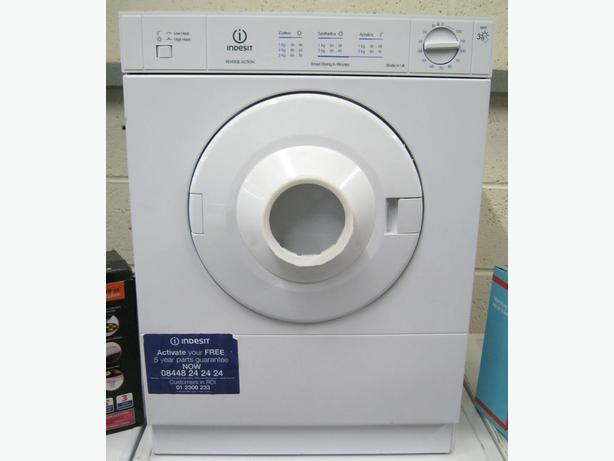 Indesit 3kg Table Top Dryer, 6 Month Warranty Included!