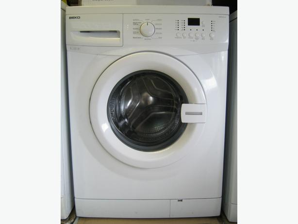 Very modern Beko Washing Machine, 6kg Capacity, 1500 Spin, Digital Display