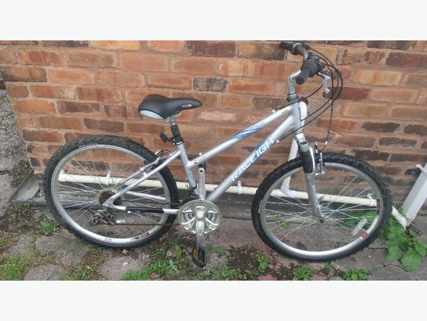 Ladies Raleigh Voyager mountain bike £50