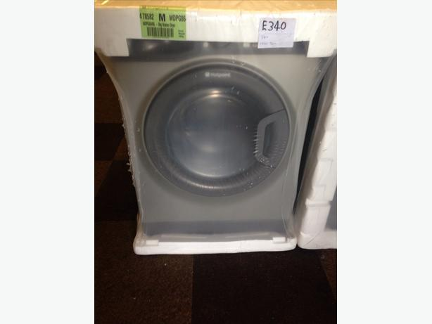 BRAND NEW WASHER / DRYER HOTPOINT 8KG