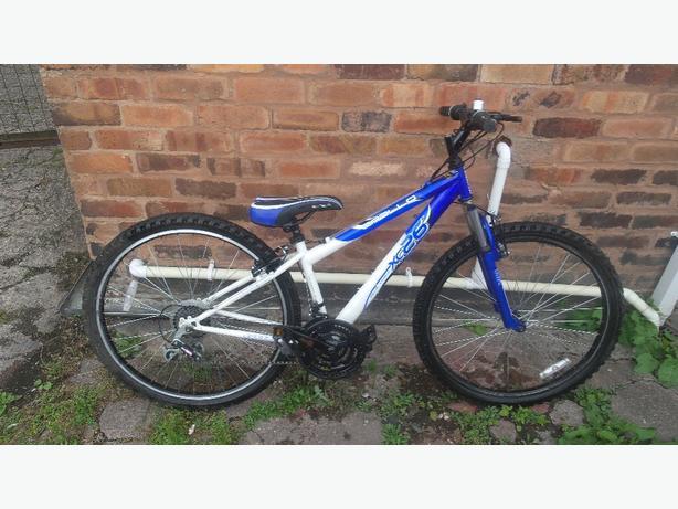 Apollo XC 26 mountain bike £45