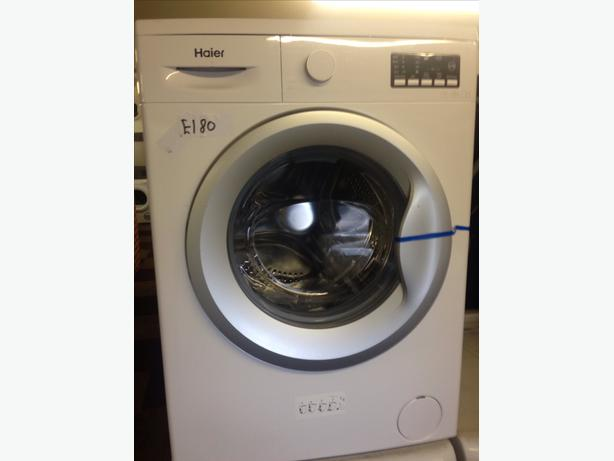 HAIER WASHING MACHINE 6KG 1200 SPIN2