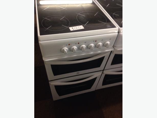 INDESIT ELECTRIC COOKER 50CM1