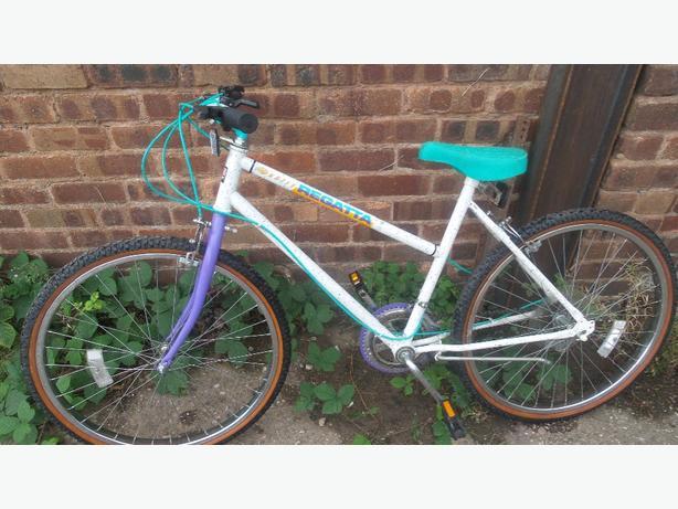 Huffy Regatta ladies mountain bike  £30