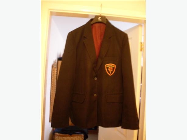 Highfields school blazer