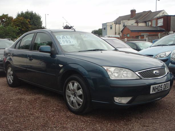 Ford Mondeo 2.0 TDCi SIII Zetec 5dr