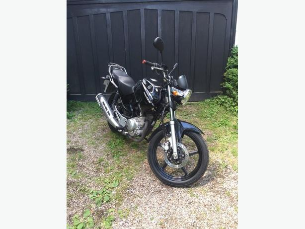 YAMAHA YBR 125 2011 VERY GOOD CONDITION 11 MONTHS MOT