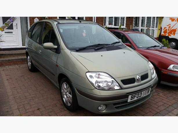 Renault Scenic 1 4 Expression Mpv Only 62k Oldbury