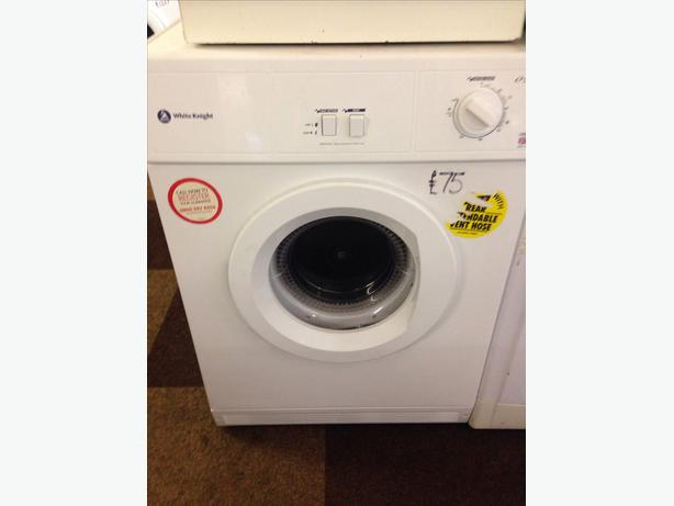 WHITE KNIGHT DRYER 7KG WHITE1
