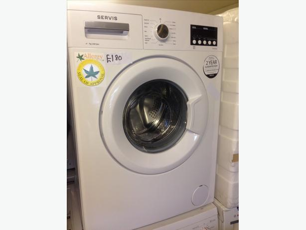 SERVIS WASHING MACHINE 7KG A+