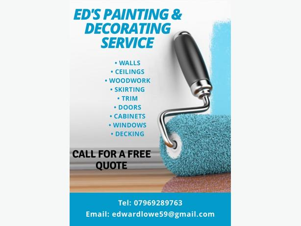 Ed's Painting & Decorating Service