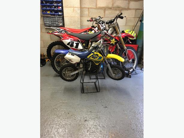 husqvarna 50 husky kids motocross bike  not kx 65