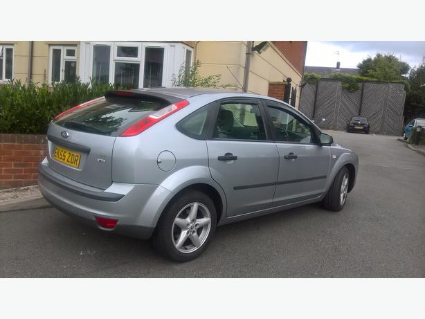 ford focus 1.8 TDI HATCHBACK