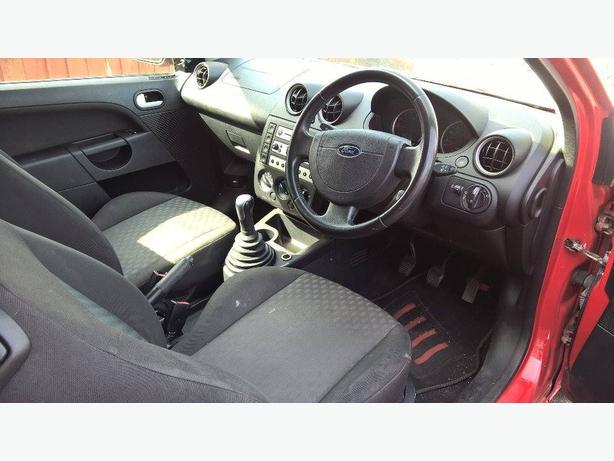 Ford Fiesta 1.2, 2005, 3 door petrol 12 months MOT