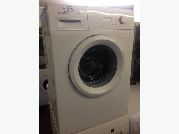 BOSCH MAXX6 6KG WASHING MACHINE.