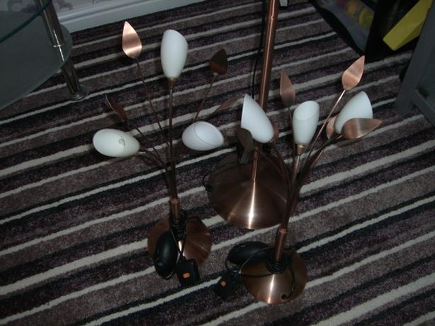 SET OF NEXT LAMPS