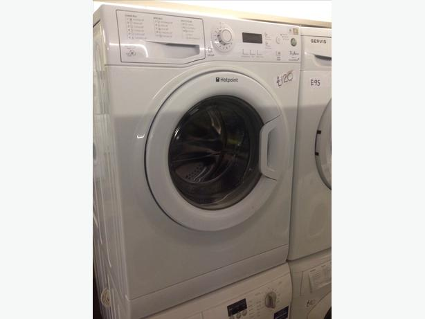 HOTPOINT WASHING MACHINE 7KG A++