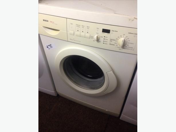 BOSCH WASHING MACHINE EXXCEL1
