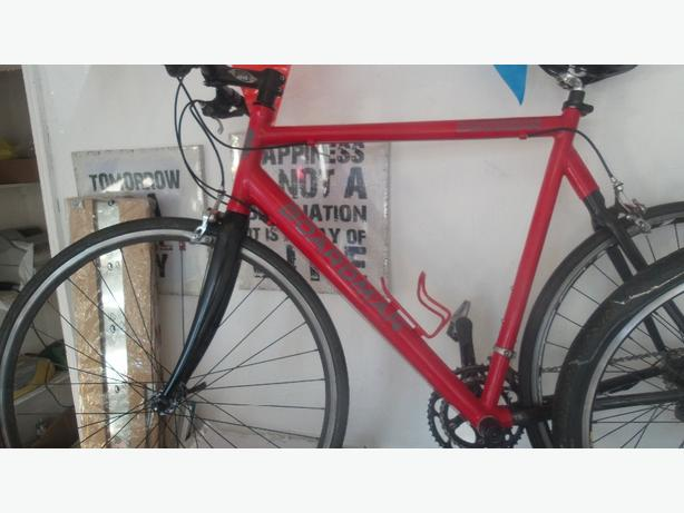 Boardman hybrid full carbon bike £135