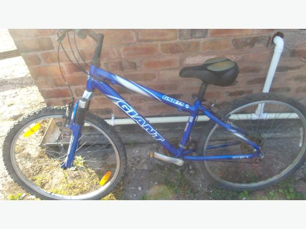 Giant GSR fs aluxx dirt/ jump bike £75