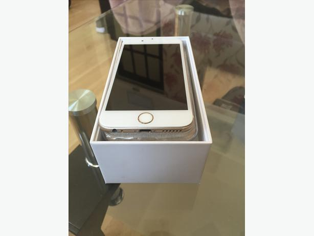 IPhone 6-64gb In Gold Unlocked to all Networks