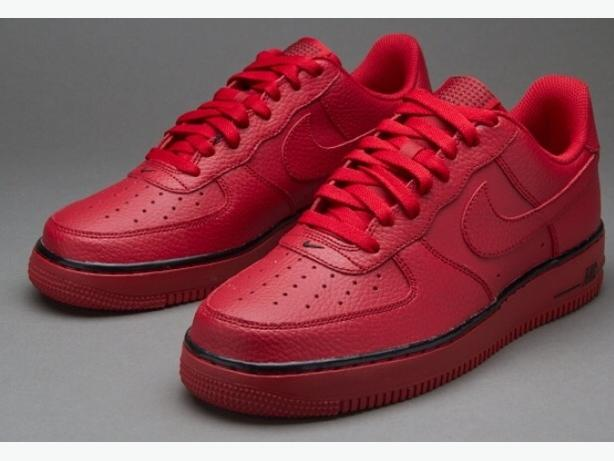 nike air force1 07-pivot red