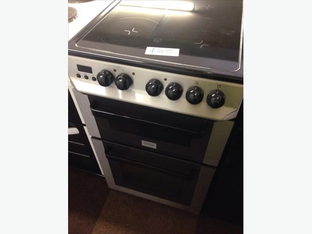 ZANUSSI ELECTRIC COOKER CERAMIC TOP 50CM..