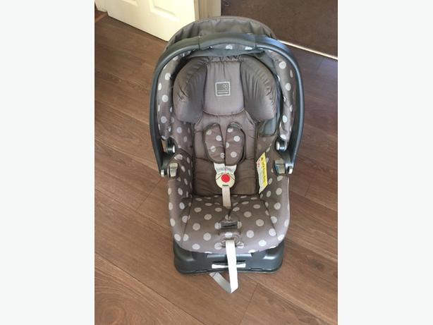 mommas & poppas car seat