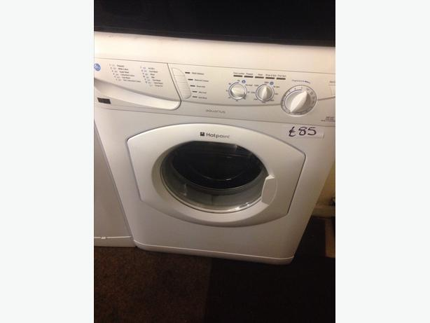 HOTPOINT WASHING MACHINE 6KG...