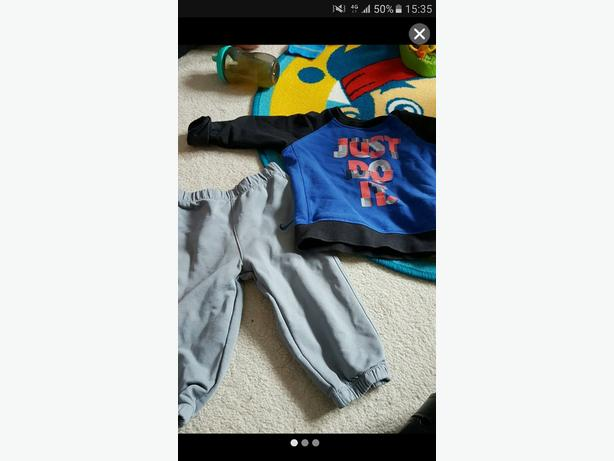12-18 month Nike tracksuit