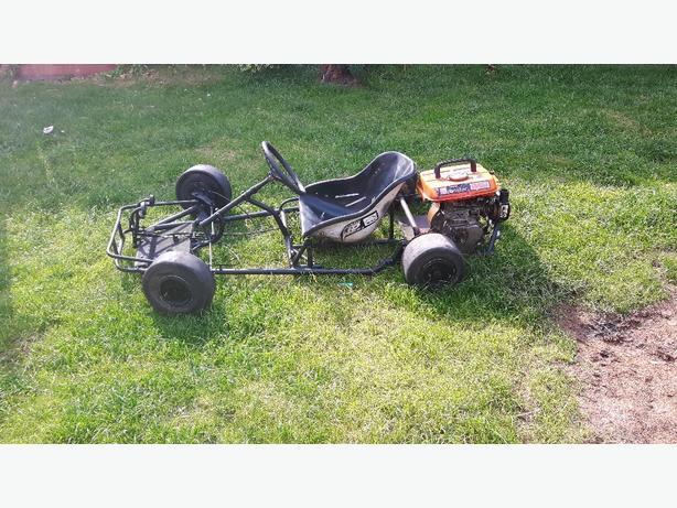 160cc project go kart  adult size