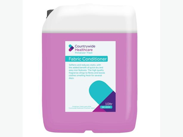 2x PrimaCare Fresh Fabric Conditioner 10l