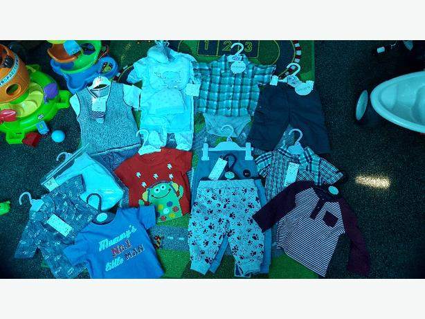 baby boy 3-6 months clothes brand new with tags