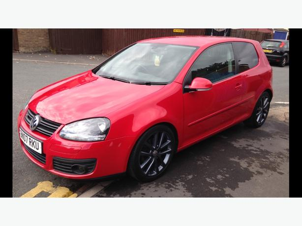 2007 Vw Golf Gt Tdi 83k miles