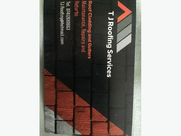 TJ Roofing Services