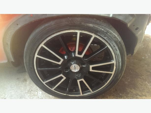4x100 alloy wheels 16