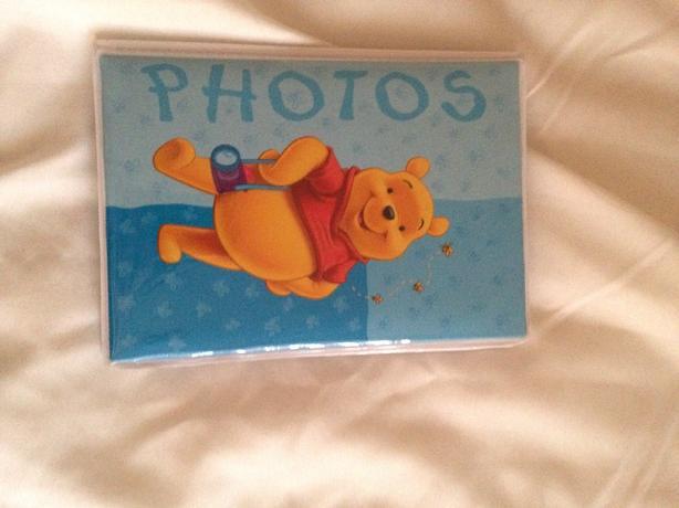 winnie the pooh photograph album