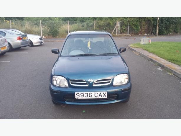 For Sale Nissan Micra GX