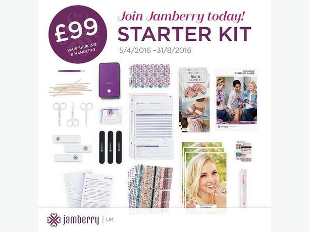 Independant Jamberry Consultant