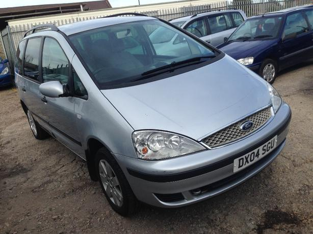 ford galaxy 19 tdi 7 seater moted 885