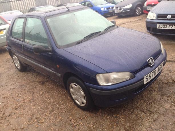 peugeot 106 195 no offers