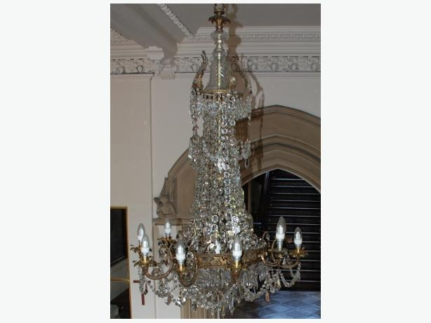 Chandelier Cleaning & Restoration services by Classical Chandeliers Experts
