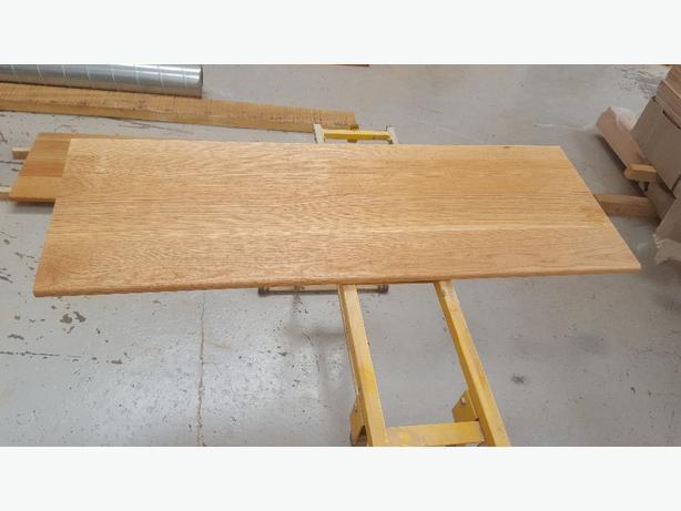 oak window sill.. made to measure..