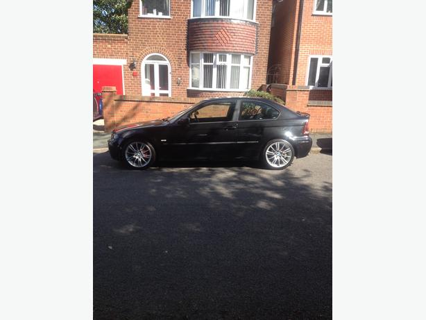 BMW COMPACT 316TI MSPORT GOOD CONDITION