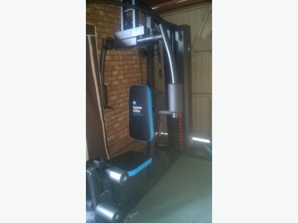 Men's Health 66kg Home Gym.