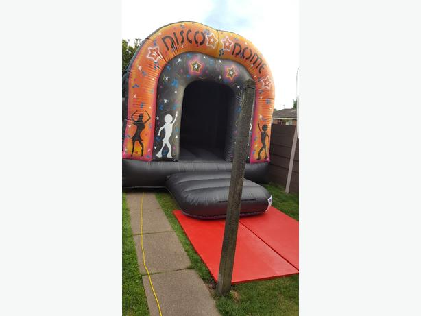 adult and children's disco dome for hire